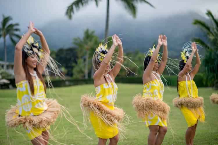 Authentic Hawaiian Luau | Paradise Activities | Maui Resorts