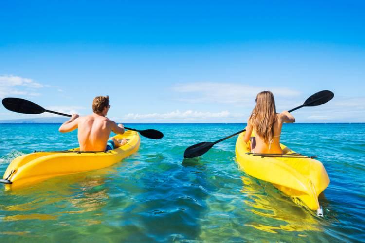 Maui Sea Kayaking | Paradise Activities | Maui Resorts