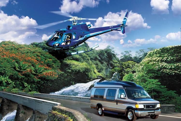 Hana Sky Trek   Paradise Activities   Maui Resorts