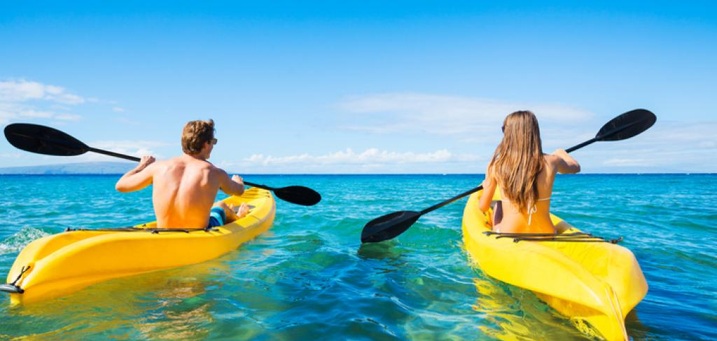 Maui Sea Kayaking | Paradise Activities | Maui Resorts