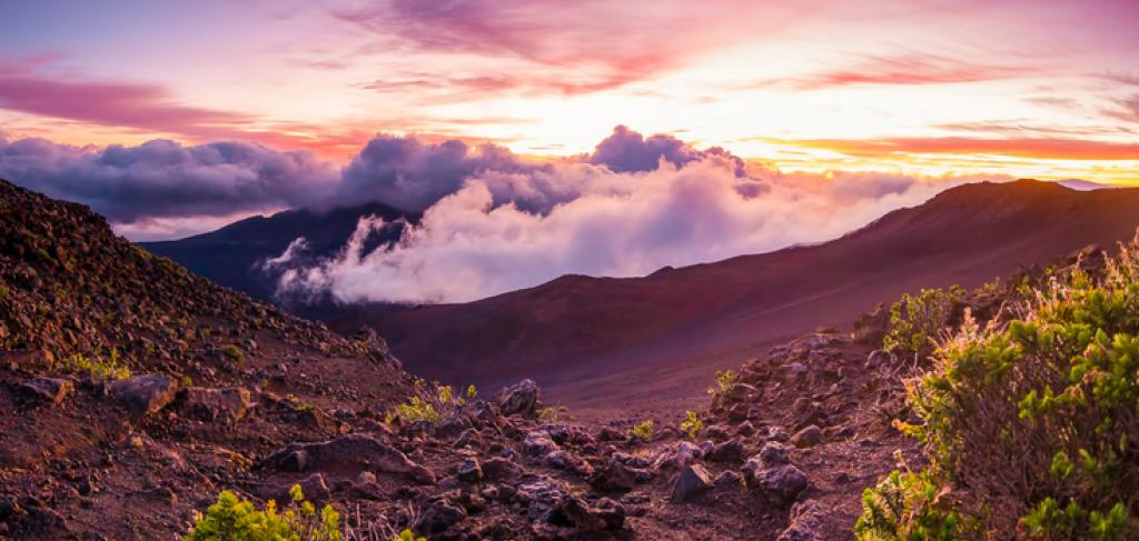 Haleakala Sunrise on Maui | Paradise Activities | Maui Resorts