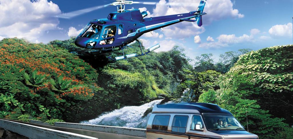Hana Sky Trek | Paradise Activities | Maui Resorts
