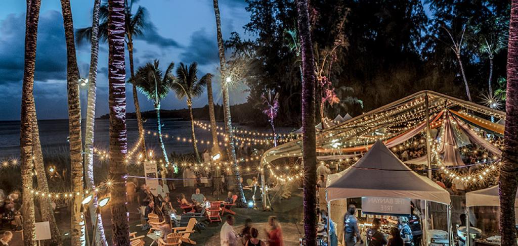 Kapalua Food and Wine Festival