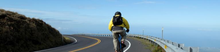 Biking the Haleakala Volcano | Paradise Activities | Maui Resorts