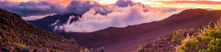 Haleakala Sunrise on Maui | Paradise Activities | Maui Resorts